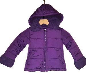 Rothschild Girls Winter Coat Fleece Lined 3T